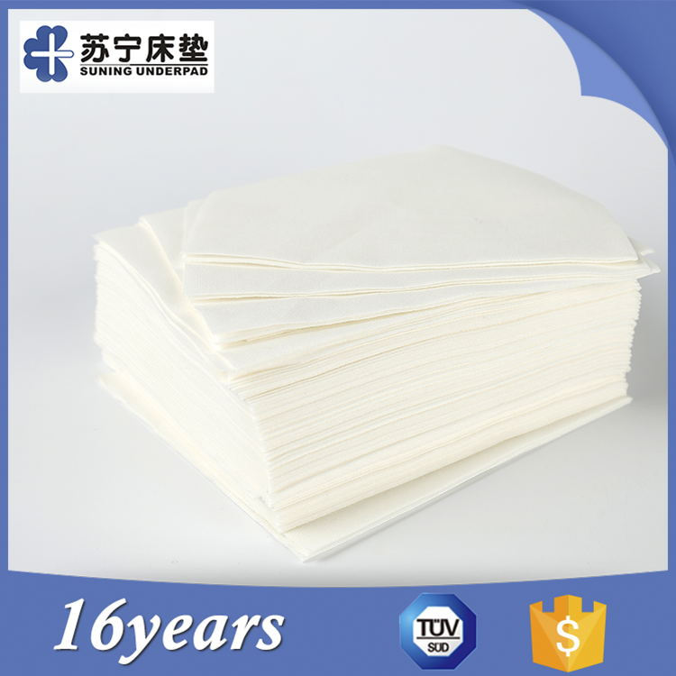 Cellulose Oil Absorbency Meltblown Wipes