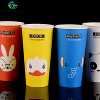 hot cold drink custom logo printed take away biodegradable tea disposable paper coffee cups with lid