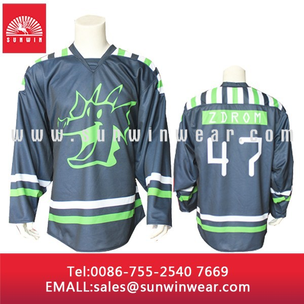 Custom Hockey Jerseys Toronto Made In China