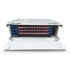 Shenzhen Manufacturer 48 fibers ODF 19 rack mount distribution box,rack mount 48cores patch panel