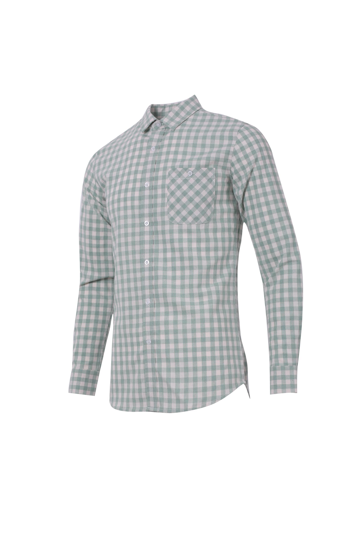 Desain Baju Kemeja Pria Lengan Panjang | Klopdesain