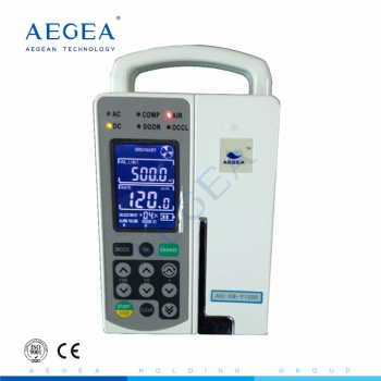 AG-XB-Y1000 single-channel electrical medical top infusion pump