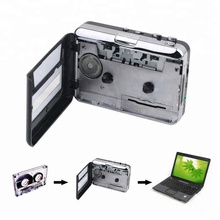 Cassete Player For CD And Earphone As Accessories For Portable USB Cassette Player