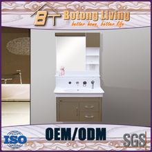 Customized smart design bathroom vanity with price