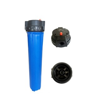 Hot sale spare parts 5 / 10 / 20 inch water filter housing
