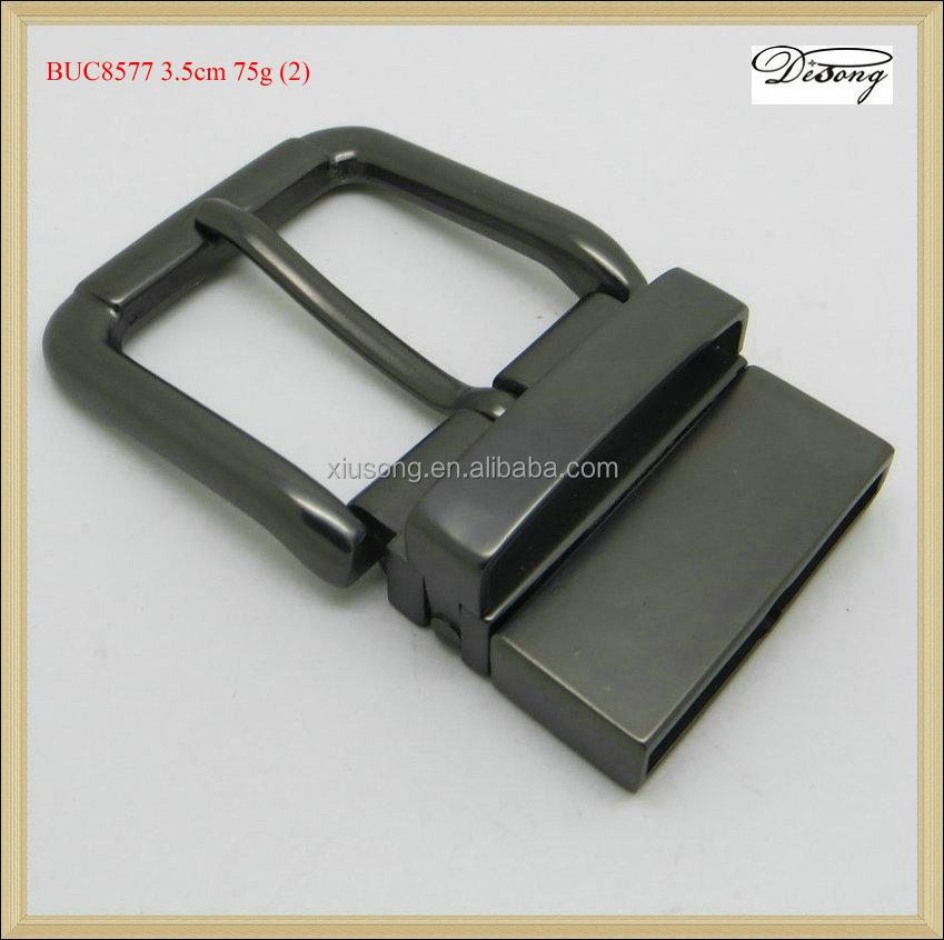 Buc8577 Top Popular Men Reversible Belt Buckle/ Men Belt Buckle ...
