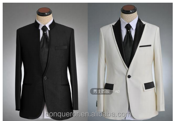 2015 hot sale cheap price wedding suit,business suit men's bespoke slim fit office suits , made in China