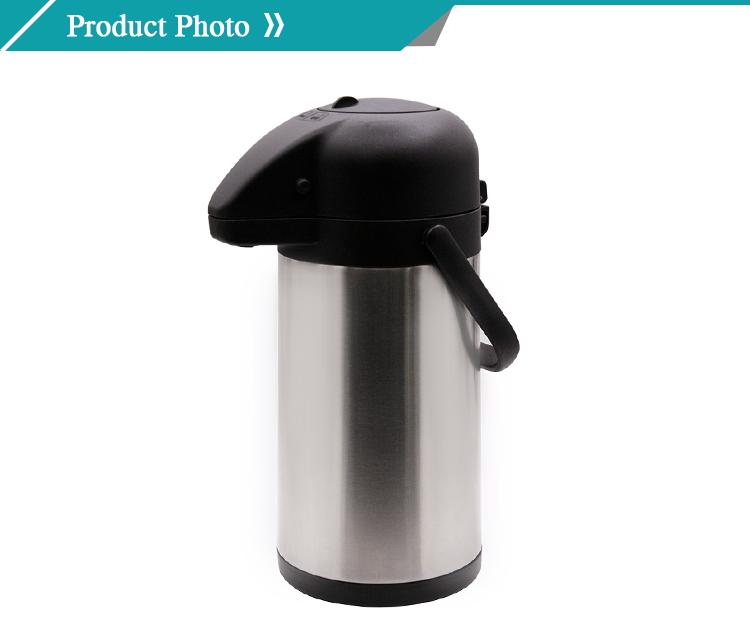 Prima thermos airpot - hot sale press function vacuum airpot(ASUA) WS-86