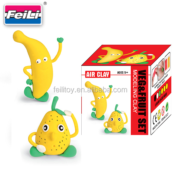 Non-toxic Toy Making Air Dry Clay Modelling Clay Toys Dough