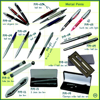 Corporate Gifts Singapore - Metal Gift Pen, Metal Pen with Gift Box, Branded Executive