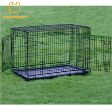 Hot sale New Design folding dog crate cage