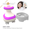 Mini SPA Electric Hand Vibrating Head Scalp Massager