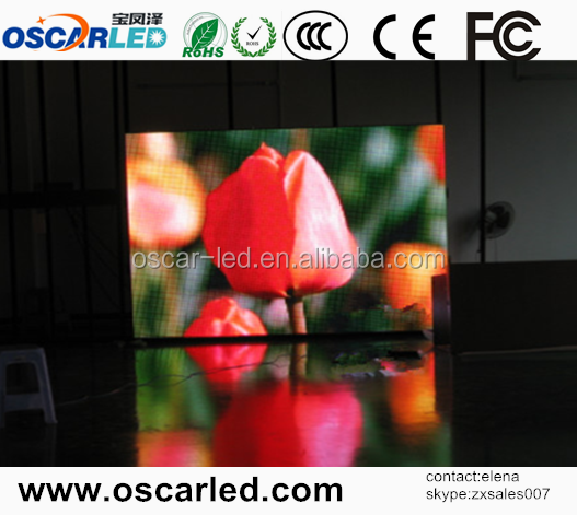 Professional manufacturer Factory price out-casting display video and animation advertising big led screen