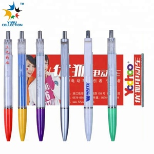 ad banner pen with printing calendar with custom,2015 hot selling promotional banner pen,ballpoint pen parts