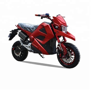 Modern Warehouse 72V Eec Electric Motor Motorcycle Offroad E Scooters 3000W 1600W 3Kw