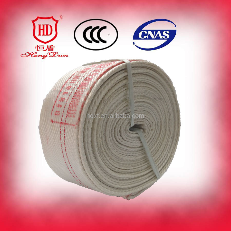 Fire Fighting Hose Pipe /fire Hose Cotton Canvas Material China ...
