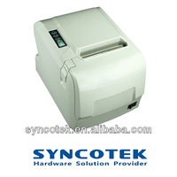 576 dots/line 80mm Auto cutter wireless thermal printer