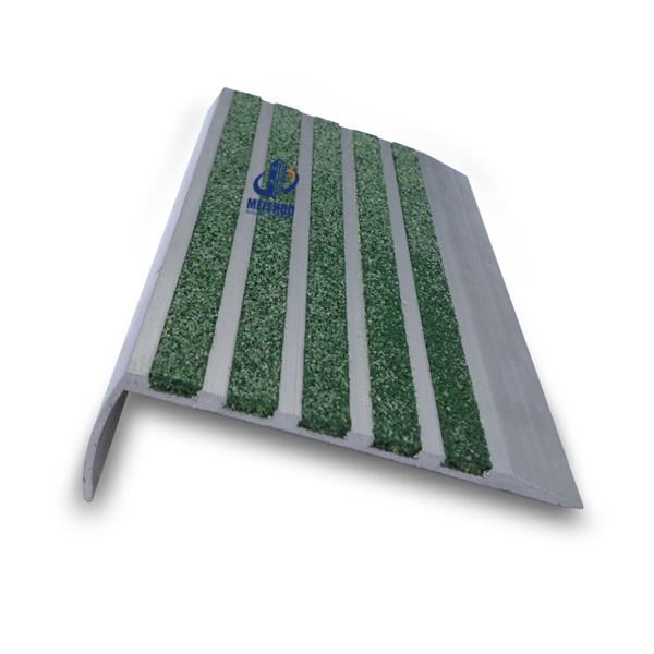 Indoor Outdoor Carpet Nosing Anti Slip Metal Stair Treads Uk