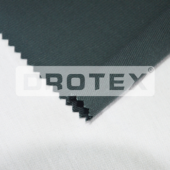ATPV 11.2 cal/cm2 330gsm cotton/nylon electric arc protective fabric for power clothing