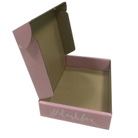 Shanghai Manufacture custom paper packaging cosmetic box