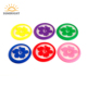 Custom Xiamen Flower Shape Rubber Silicone Drink Wine Glass Cup Coaster