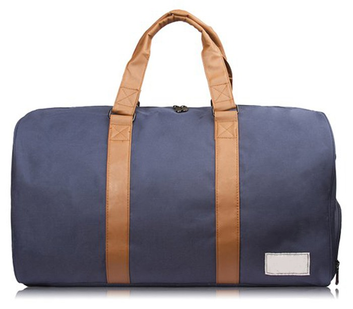 weekend travel man bag vision with shoes compartment