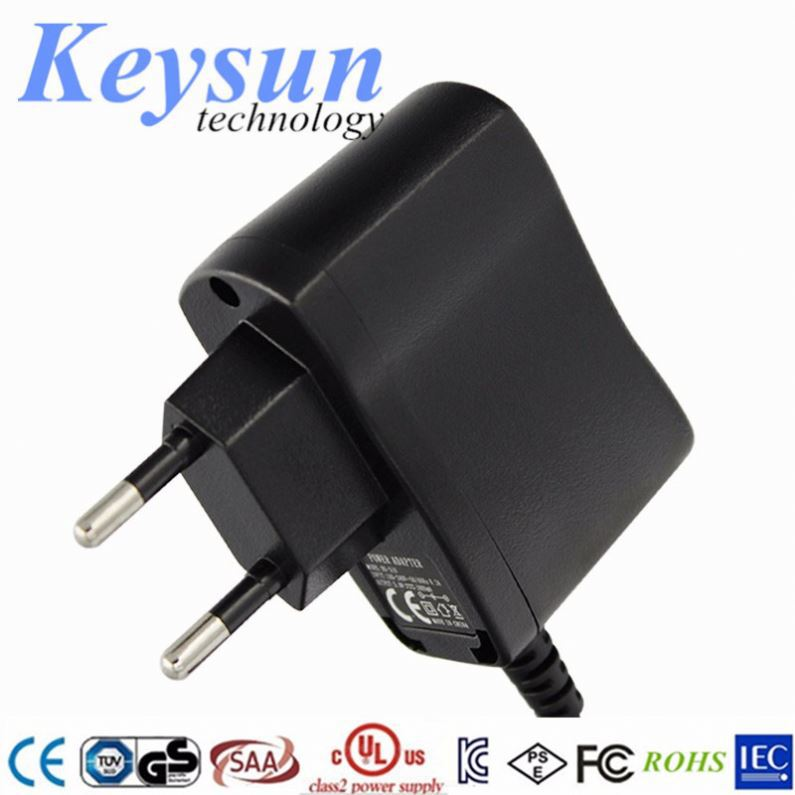China Export 9.6v 1a 0.5a AC Power Adapter AC DC Adapter