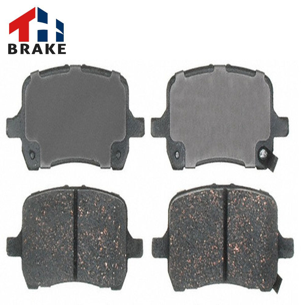 brake pad sensor 58101 43A00 Semi-metal Brake pads For Korean car 1993 H100 58101-43A00