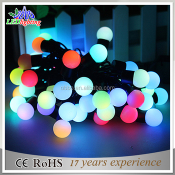 Multi Color led fairy light twinkle LED String 10m 100leds