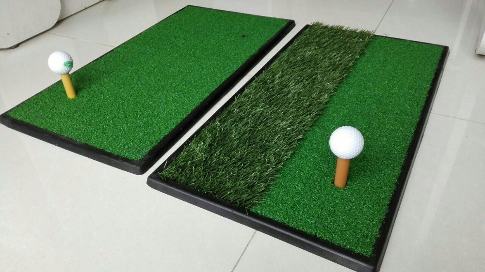 in rubber tees mats winter area frame tee mat premium products range and practice with driving golf course