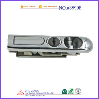 high quality wooden panel postal box lock