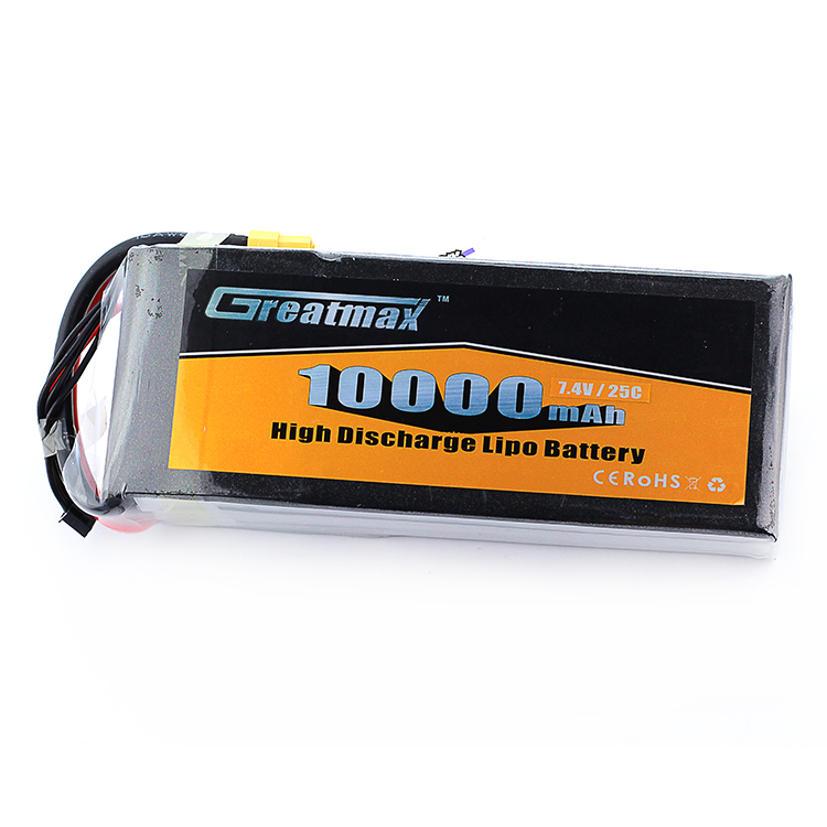 Custom Battery 37V 10Ah Lithium Battery with 10 Cell LiPo