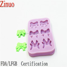 Silicone butterfly cake mold fashion fondant mold fondant cake decoration tool