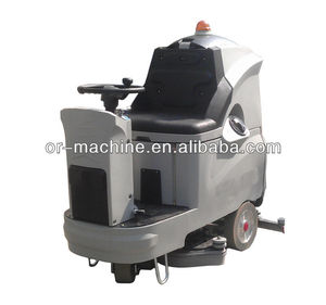 China Auto Professional Industry Scrubber Factory, Floor Washer with CE
