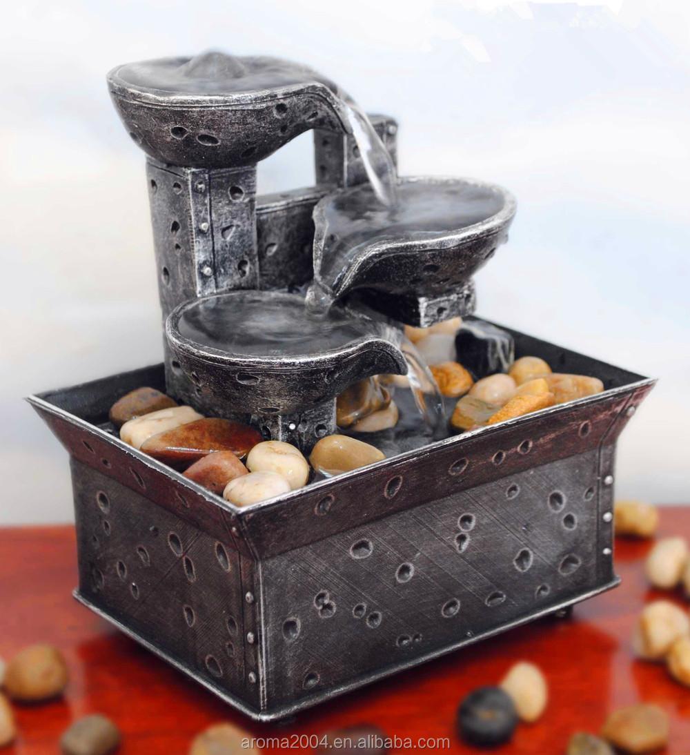 pequeas fuentes de agua decorativas para interiores - Fuentes De Agua Decorativas