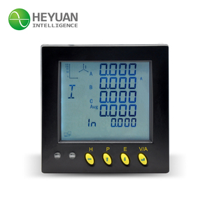 MS3E5C smart three phase meter price with LCD display