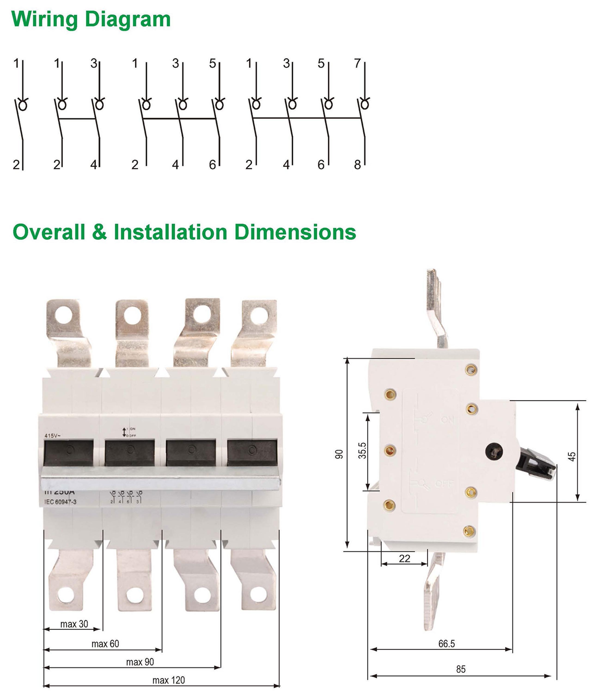 HTB1iEAfRVXXXXbeXpXXq6xXFXXXY switch disconnector terminal sheild 1p 2p 3p 4p lockable din rail ABB IEC 60947 3 at panicattacktreatment.co