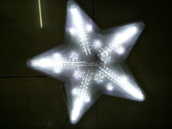 led christmas lights energy star led light ball 50cm plastic star light christmas star of bethlehem