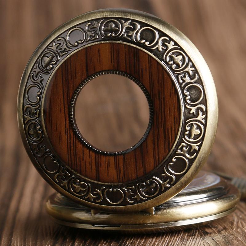 enrolamento de Cobre Elegante Steampunk Relógio de