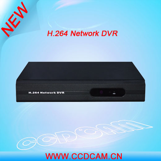 4ch H.264 Standalone CIF DVR net working realtime recording video recorder
