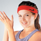 Multi color optional custom sweatband headband