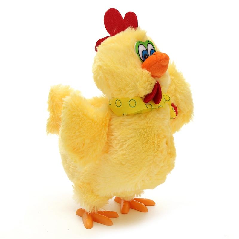 Personalisierte pl sch spielzeug huhn legt eier - Personalisiertes kuscheltier ...