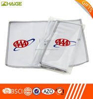 China supplier Dual-sided Ultra Fine Microfiber Cleaning Cloth for Eyeglass / Screen