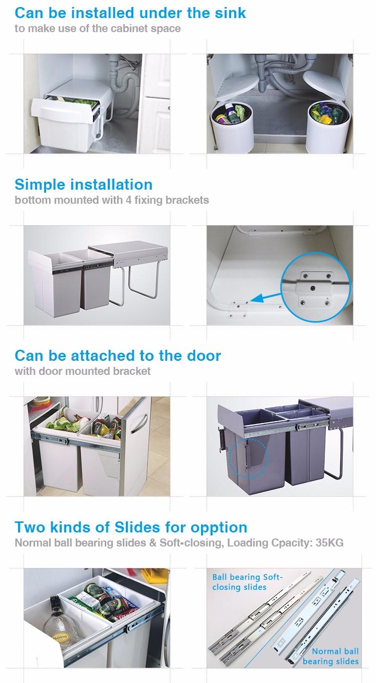 Extensions de pieds de meubles en plastique, 120 à 190MM, hauteur réglable, pour armoire de cuisine, PP ABS, très populaires