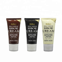 3in1 treatment quick shine shoe polish for leather shoe care hot saling