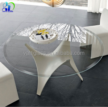 25mm Slumped Glass Slab Manufacturer 1 Thick Table Top Buy