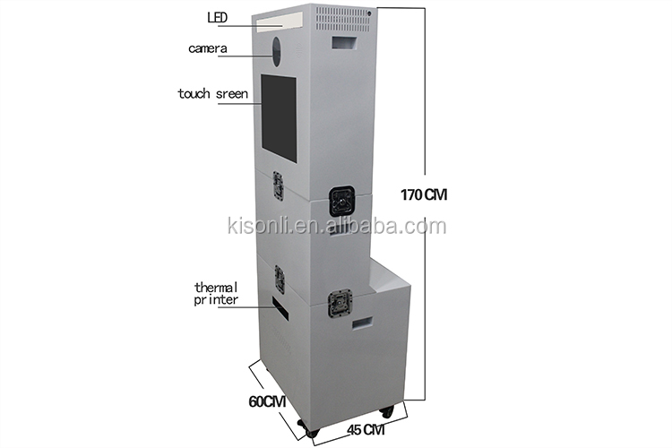 19 Inch Photo Booth Cabinet Portable Photo Booth Machine Foto Box - Buy  Photo Booth Cabinet,Photo Booth Cabinate,Portable Photo Booth Product on