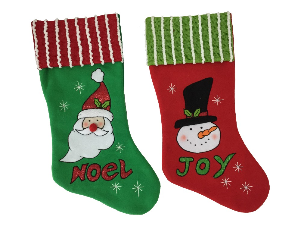Hot Sale Christmas Felt Stocking Christmas Stocking Buy