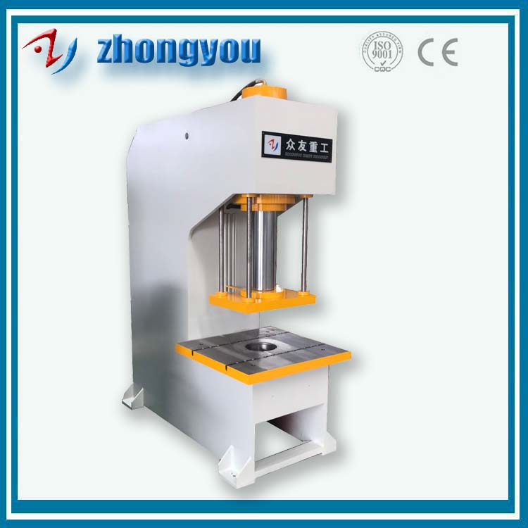 """8"""" to 20"""" forklift solid tire press machine with tools"""