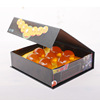 (High Quality) New 4.2cm Stars Crystal Ball, High Quality Resin Anime 7 Stars Balls with Gift Box